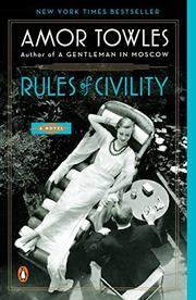 Cover art for RULES OF CIVILITY
