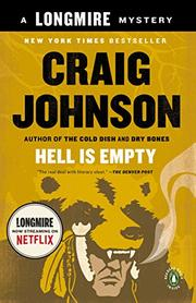 Book Cover for HELL IS EMPTY