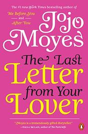 Book Cover for THE LAST LETTER FROM YOUR LOVER