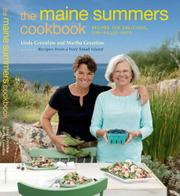 Book Cover for THE MAINE SUMMERS COOKBOOK