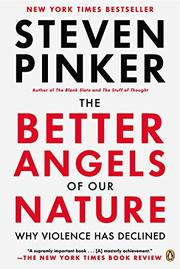 Book Cover for THE BETTER ANGELS OF OUR NATURE