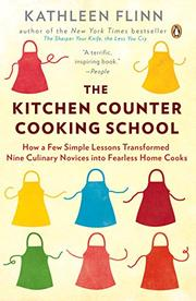 Cover art for THE KITCHEN COUNTER COOKING SCHOOL