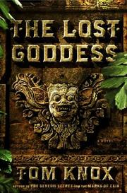 Cover art for THE LOST GODDESS