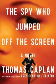 Cover art for THE SPY WHO JUMPED OFF THE SCREEN