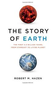 Book Cover for THE STORY OF EARTH