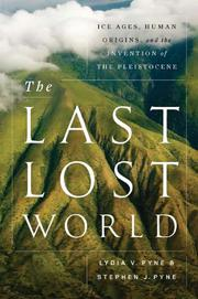 THE LAST LOST WORLD by Lydia V. Pyne