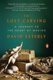 Book Cover for THE LOST CARVING
