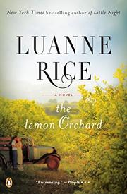 THE LEMON ORCHARD by Luanne Rice
