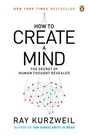 Book Cover for HOW TO CREATE A MIND