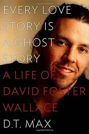 Cover art for EVERY LOVE STORY IS A GHOST STORY
