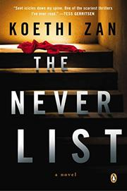 THE NEVER LIST by Koethi Zan