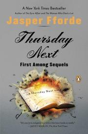 Cover art for FIRST AMONG SEQUELS