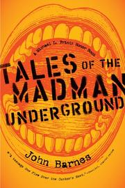 Book Cover for TALES OF THE MADMAN UNDERGROUND