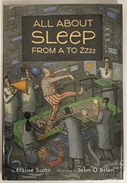 Cover art for ALL ABOUT SLEEP FROM A TO ZZZZ