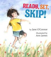 READY, SET, SKIP! by Jane O'Connor