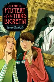 Cover art for THE MYSTERY OF THE THIRD LUCRETIA