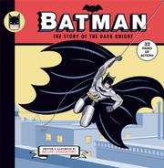 Cover art for BATMAN