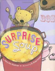 Cover art for SURPRISE SOUP