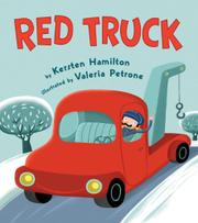 Book Cover for RED TRUCK