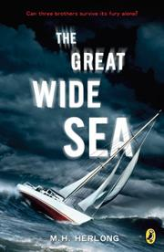 Cover art for THE GREAT WIDE SEA