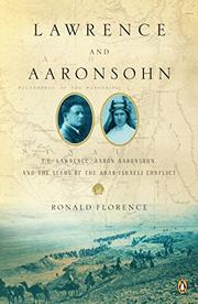 Book Cover for LAWRENCE AND AARONSOHN