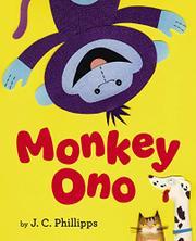 MONKEY ONO by J.C. Phillipps