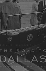 Cover art for THE ROAD TO DALLAS