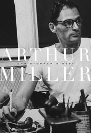 Cover art for ARTHUR MILLER