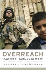 OVERREACH by Michael  MacDonald