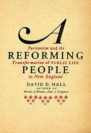 A REFORMING PEOPLE by David D. Hall