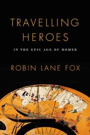 Cover art for TRAVELLING HEROES