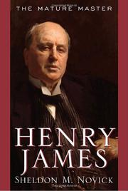 HENRY JAMES by Sheldon M. Novick