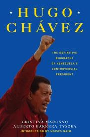 Book Cover for HUGO CHÁVEZ