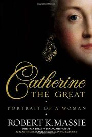 Book Cover for CATHERINE THE GREAT