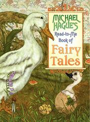 MICHAEL HAGUE'S READ-TO-ME BOOK OF FAIRY TALES by Allison Grace MacDonald