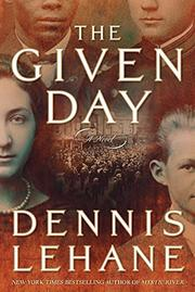 Cover art for THE GIVEN DAY