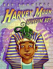 Cover art for HARVEY MOON, MUSEUM BOY
