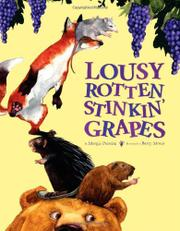 Cover art for LOUSY ROTTEN STINKIN' GRAPES