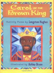Cover art for CAROL OF THE BROWN KING