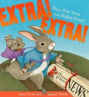 Book Cover for EXTRA! EXTRA!
