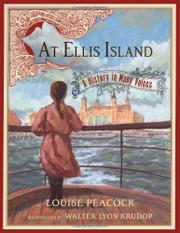 AT ELLIS ISLAND by Louise Peacock
