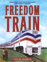 Book Cover for FREEDOM TRAIN