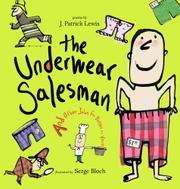 THE UNDERWEAR SALESMAN by J. Patrick Lewis