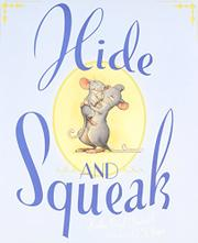 Book Cover for HIDE-AND-SQUEAK