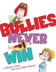 Book Cover for BULLIES NEVER WIN