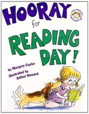 Cover art for HOORAY FOR READING DAY!