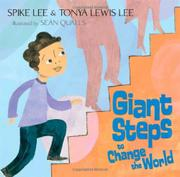 Cover art for GIANT STEPS TO CHANGE THE WORLD