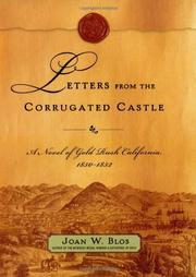 LETTERS FROM THE CORRUGATED CASTLE by Joan W. Blos