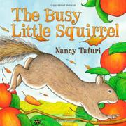 Cover art for THE BUSY LITTLE SQUIRREL