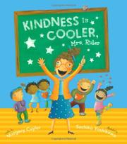 Cover art for KINDNESS IS COOLER, MRS. RULER